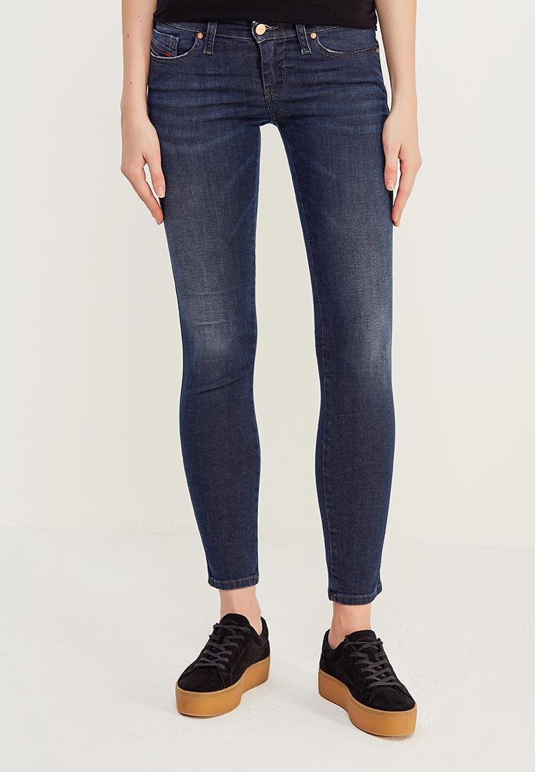 Зауженные джинсы Diesel (Дизель) 00S0EC-0681G