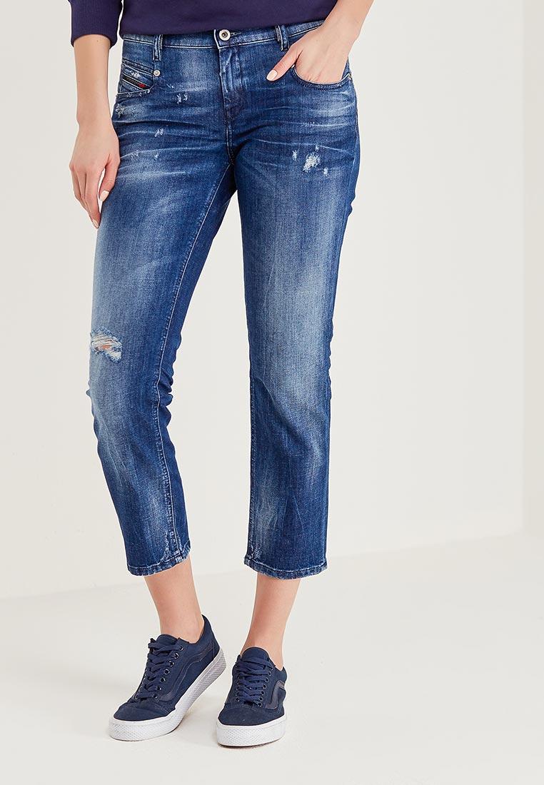 Прямые джинсы Diesel (Дизель) 00SUKI084MX