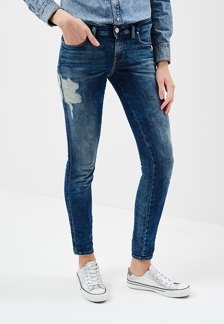 Зауженные джинсы Diesel (Дизель) 00SE9X084PU