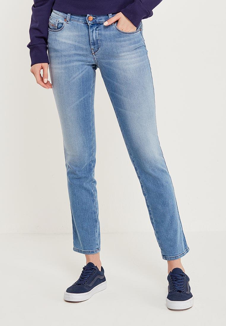 Прямые джинсы Diesel (Дизель) 00SFXN084RH