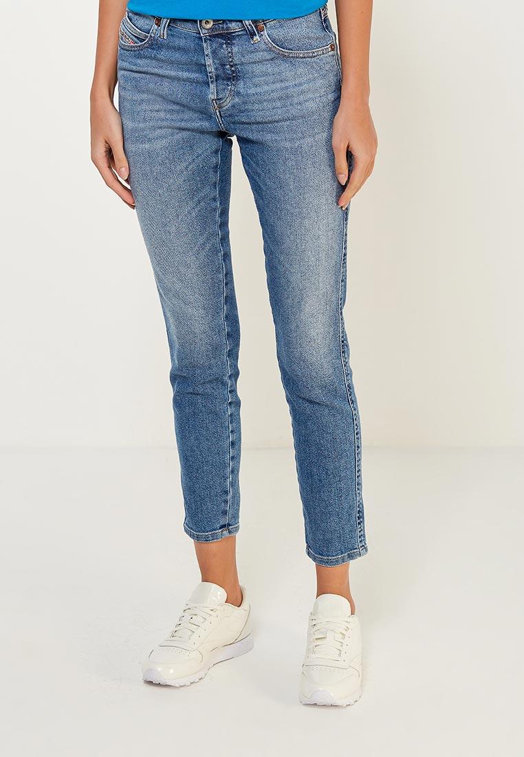 Зауженные джинсы Diesel (Дизель) 00S7LY084PR