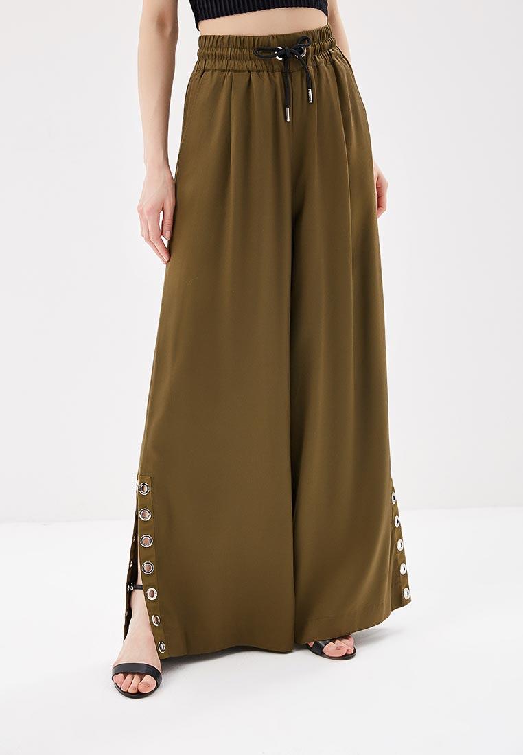 Женские широкие и расклешенные брюки Diesel (Дизель) 00SBH20JARK