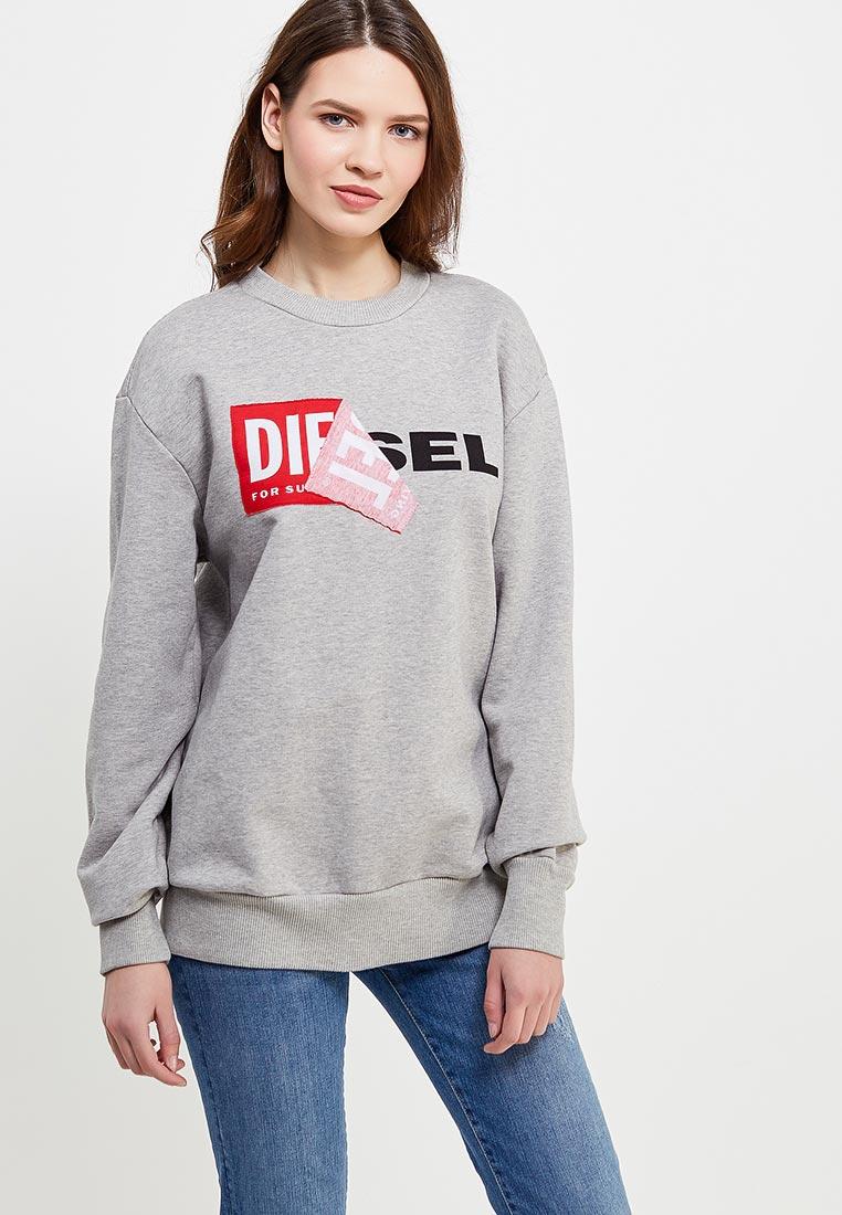 Толстовка Diesel (Дизель) 00SF9J0IAEG