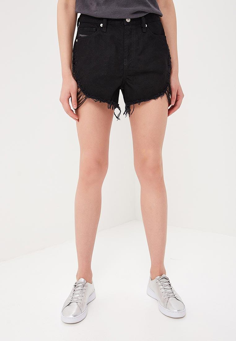 Женские джинсовые шорты Diesel (Дизель) 00SEFD084SI
