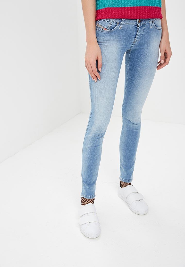 Зауженные джинсы Diesel (Дизель) 00S54P084CR