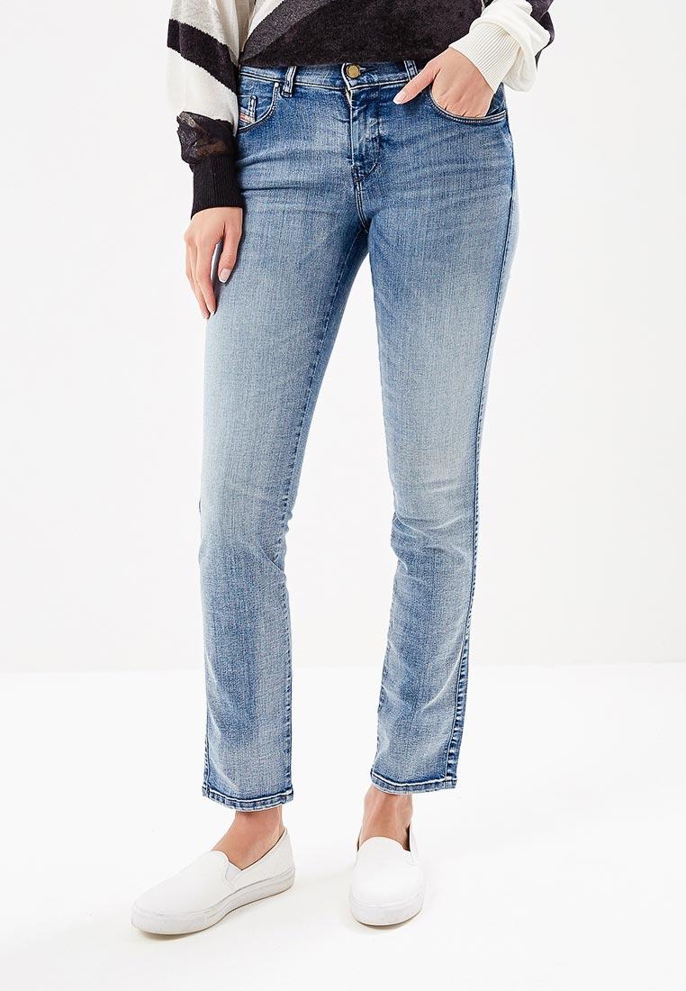 Зауженные джинсы Diesel (Дизель) 00SFXN0667E