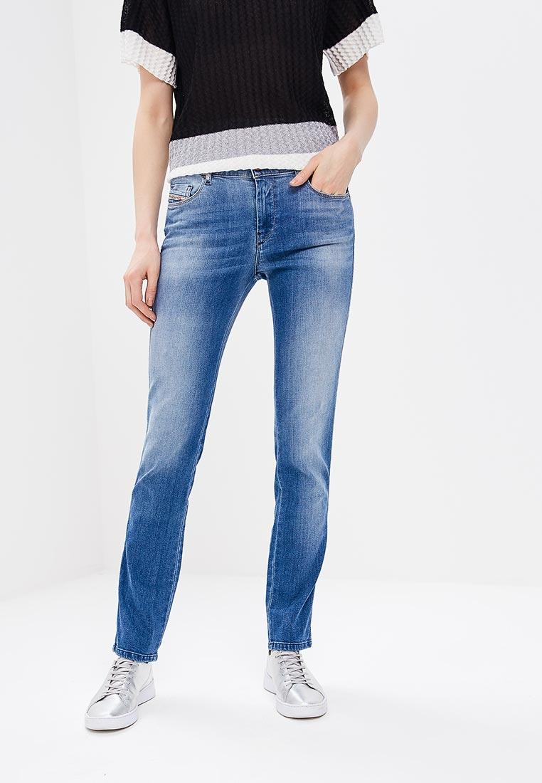 Зауженные джинсы Diesel (Дизель) 00SFXN084CF