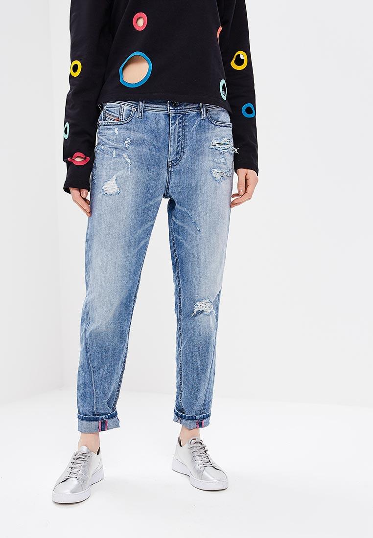 Женские джинсы Diesel (Дизель) 00SRIX0857F