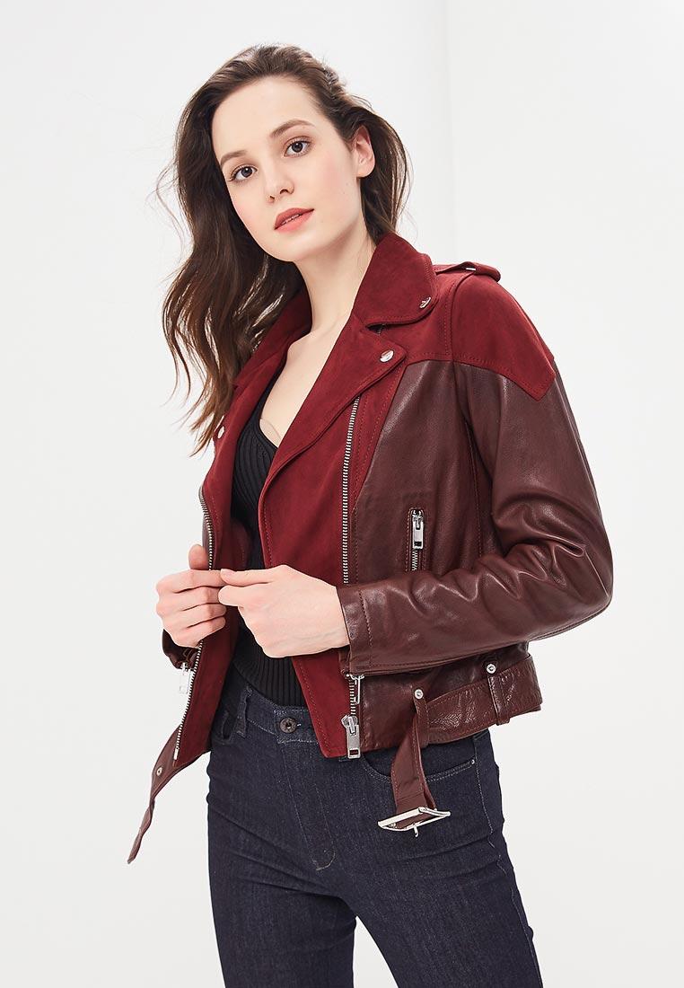 Кожаная куртка Diesel (Дизель) 00SVBG0PANP