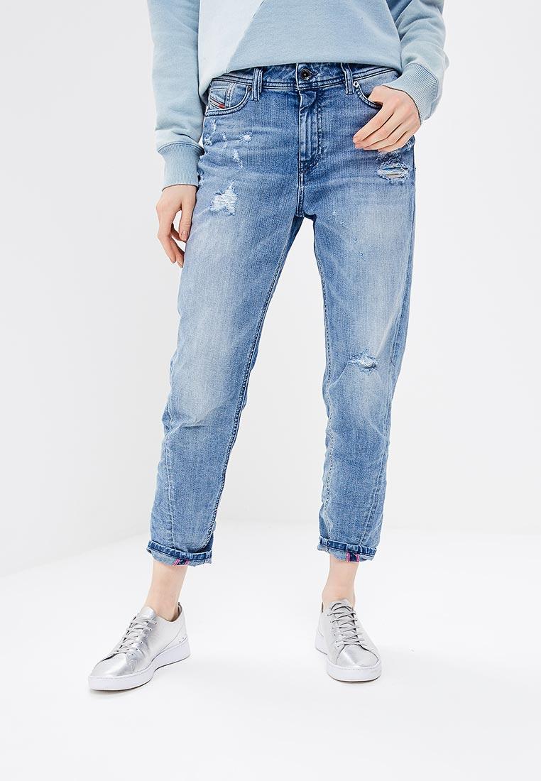 Прямые джинсы Diesel (Дизель) 00SX1V0857F