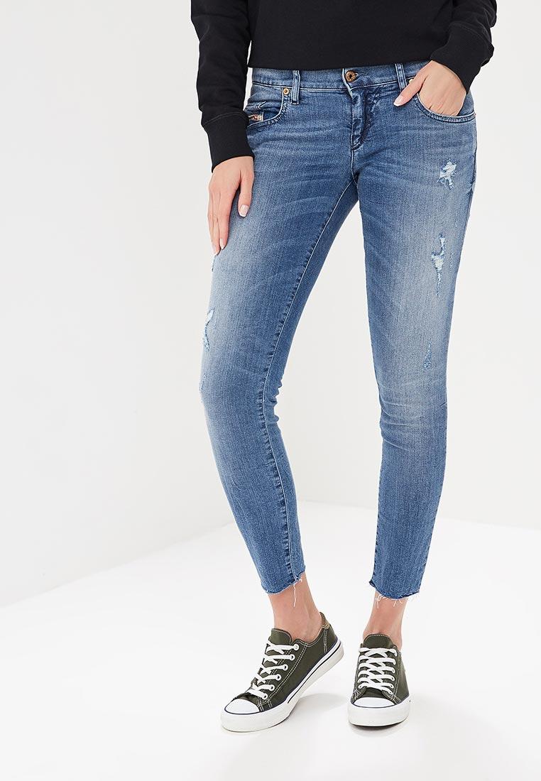 Зауженные джинсы Diesel (Дизель) 00SY9D0681L