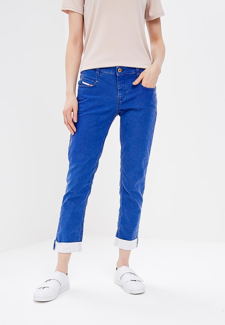 Прямые джинсы Diesel (Дизель) 00SY9M0682M
