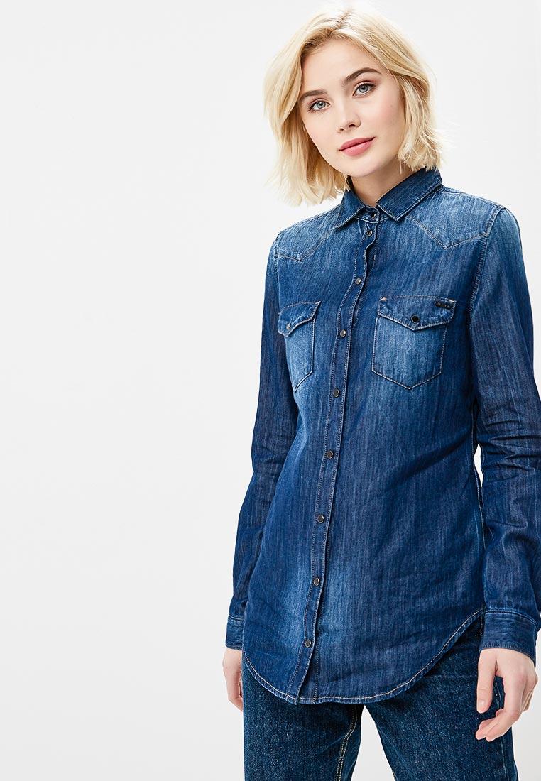 Женские джинсовые рубашки Diesel (Дизель) 00SKAA.0669T