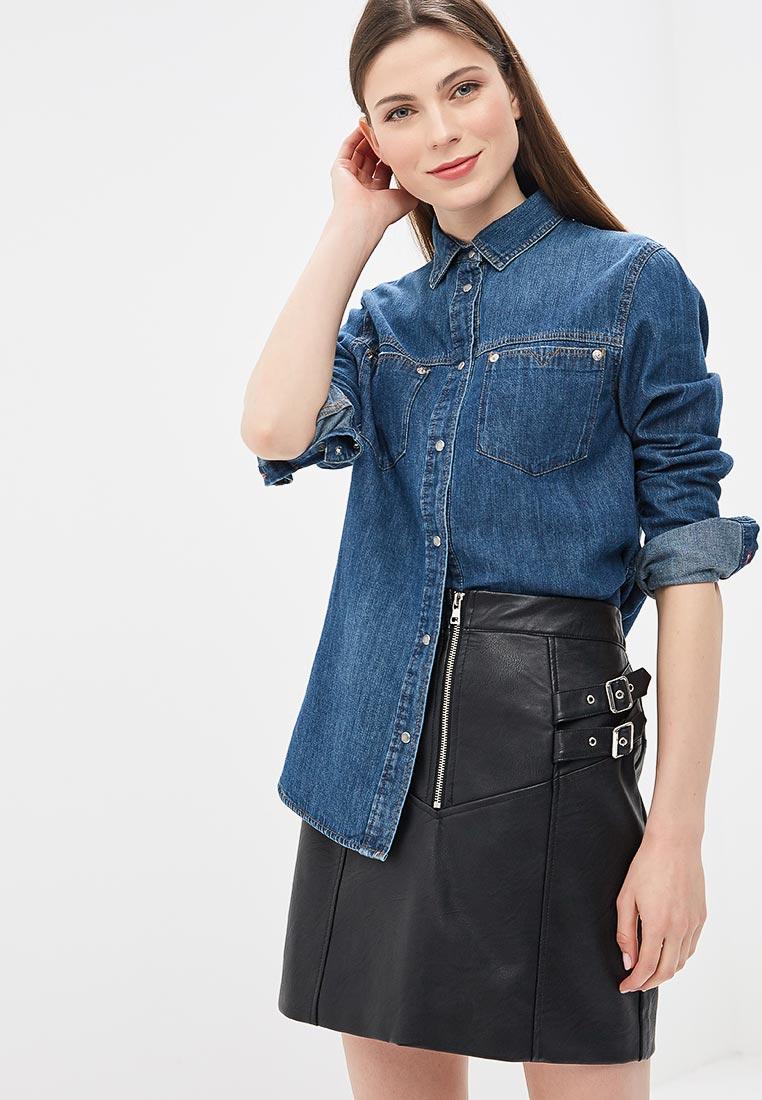 Женские рубашки с длинным рукавом Diesel (Дизель) 00SX91.0WAMQ