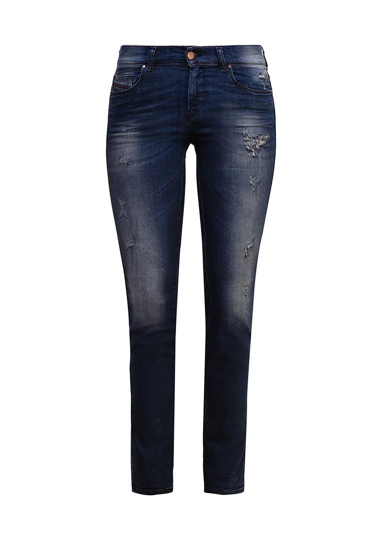 Прямые джинсы Diesel (Дизель) 00SFXN-0857C/01