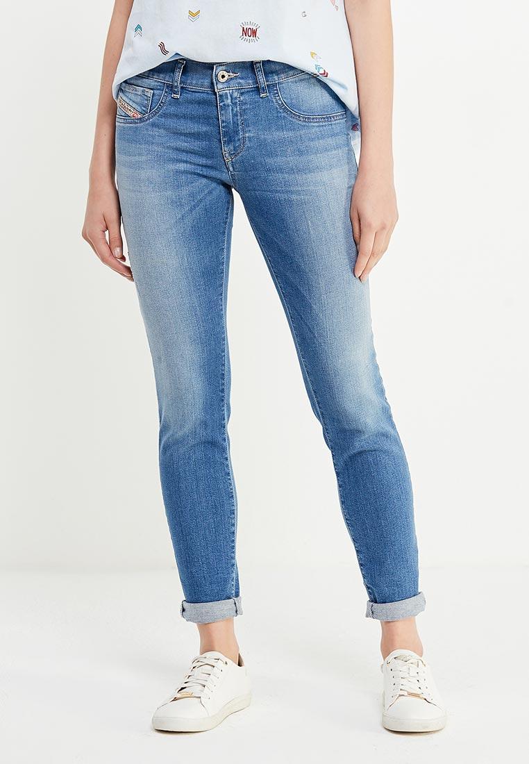 Зауженные джинсы Diesel (Дизель) 00S1E1.0839X