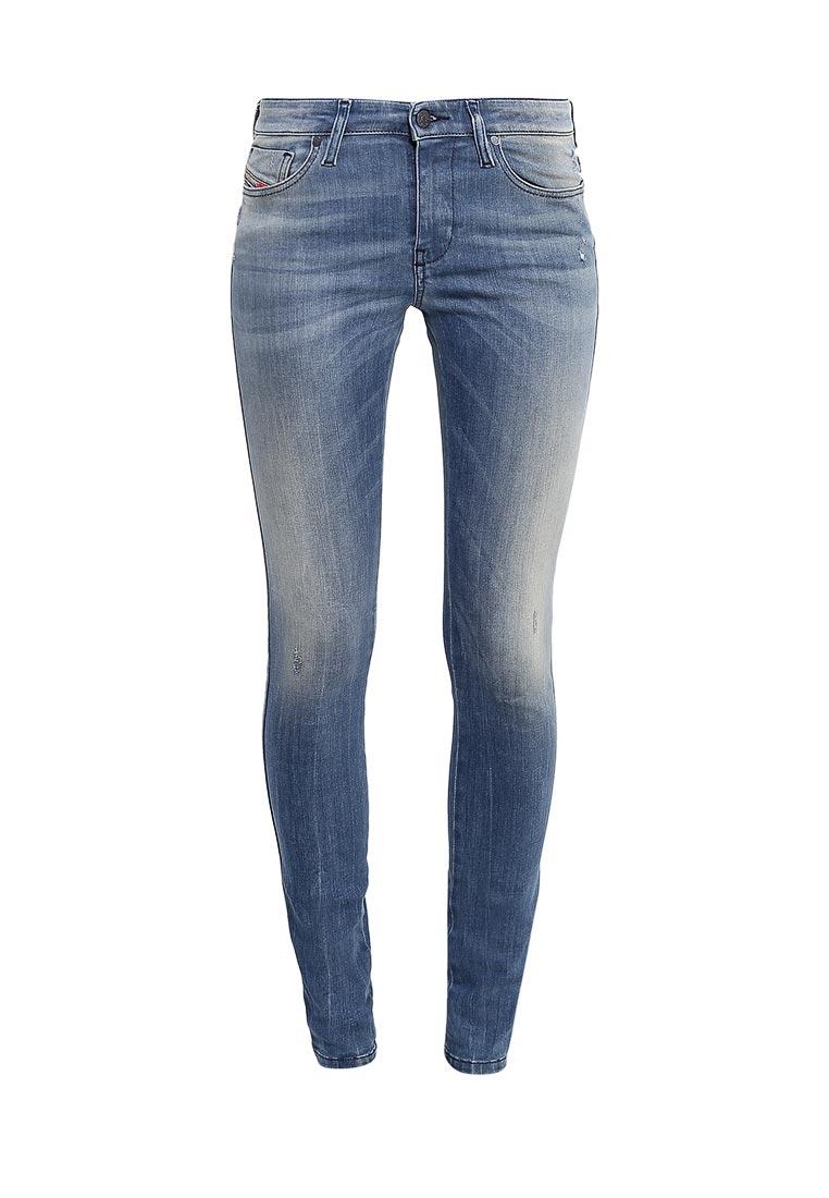 Зауженные джинсы Diesel (Дизель) 00S142-0679W/01