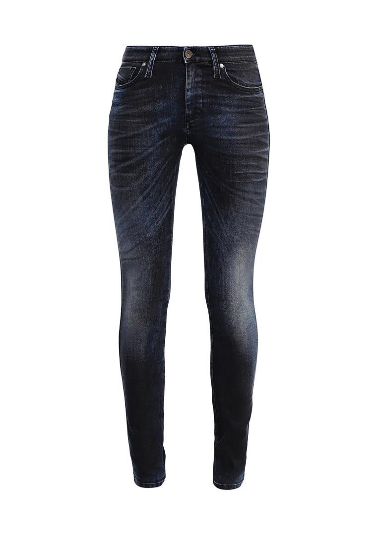 Зауженные джинсы Diesel (Дизель) 00SK82-0678U/01