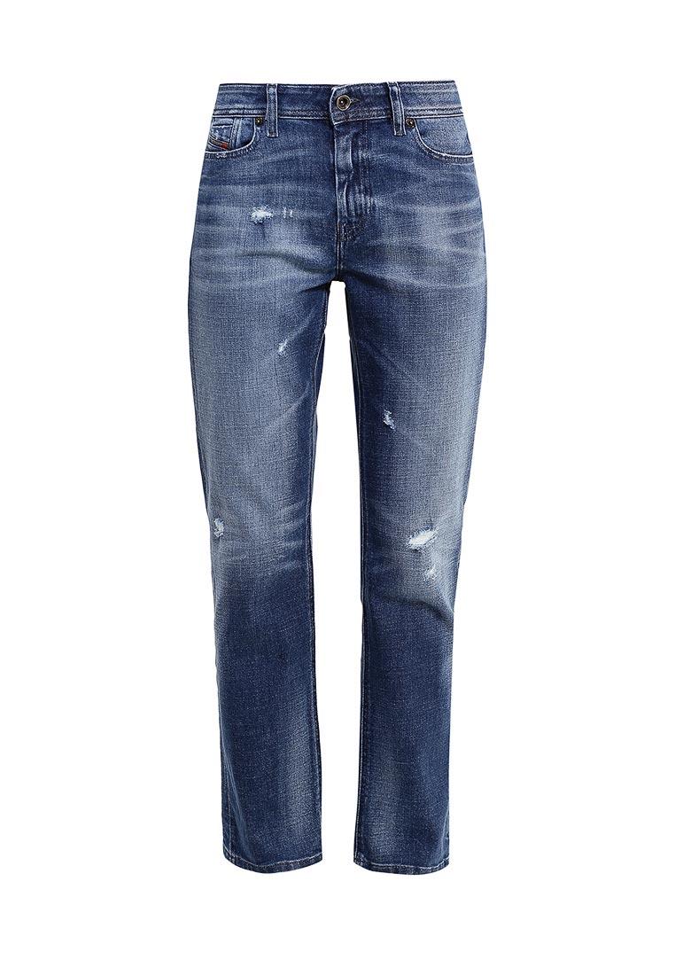 Прямые джинсы Diesel (Дизель) 00SQ4X-0860F/01