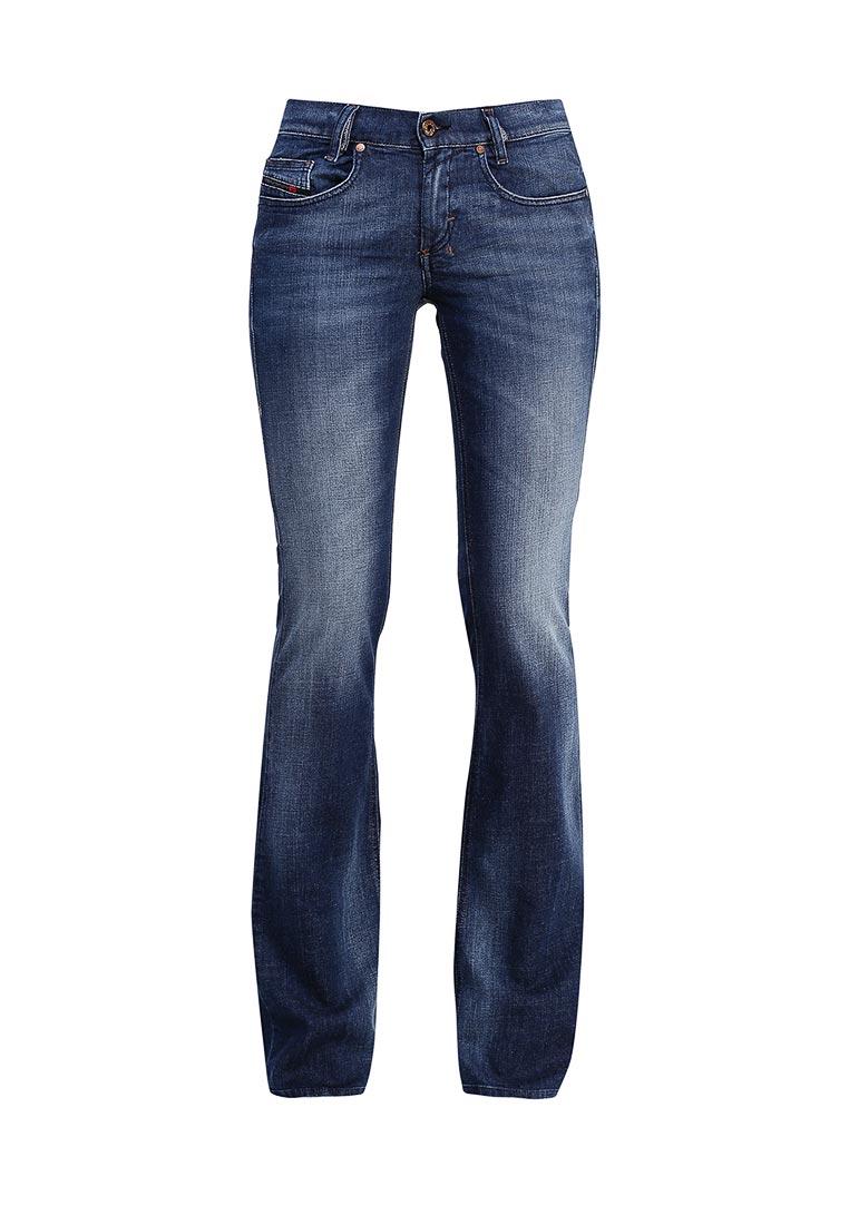 Широкие и расклешенные джинсы Diesel (Дизель) 00CUM1.084BH