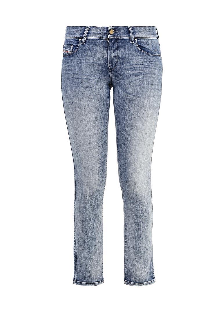 Зауженные джинсы Diesel (Дизель) 00SFXM.0667E