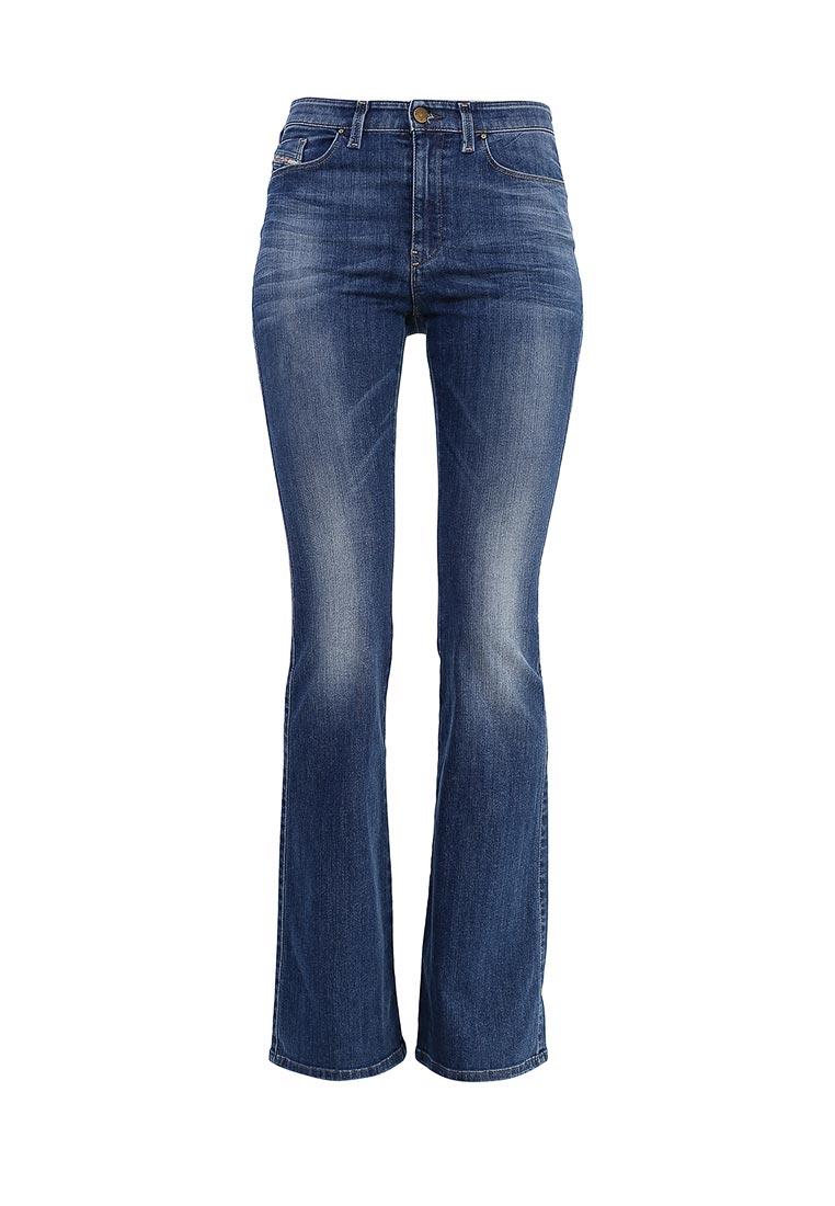Широкие и расклешенные джинсы Diesel (Дизель) 00SN7H.0826F