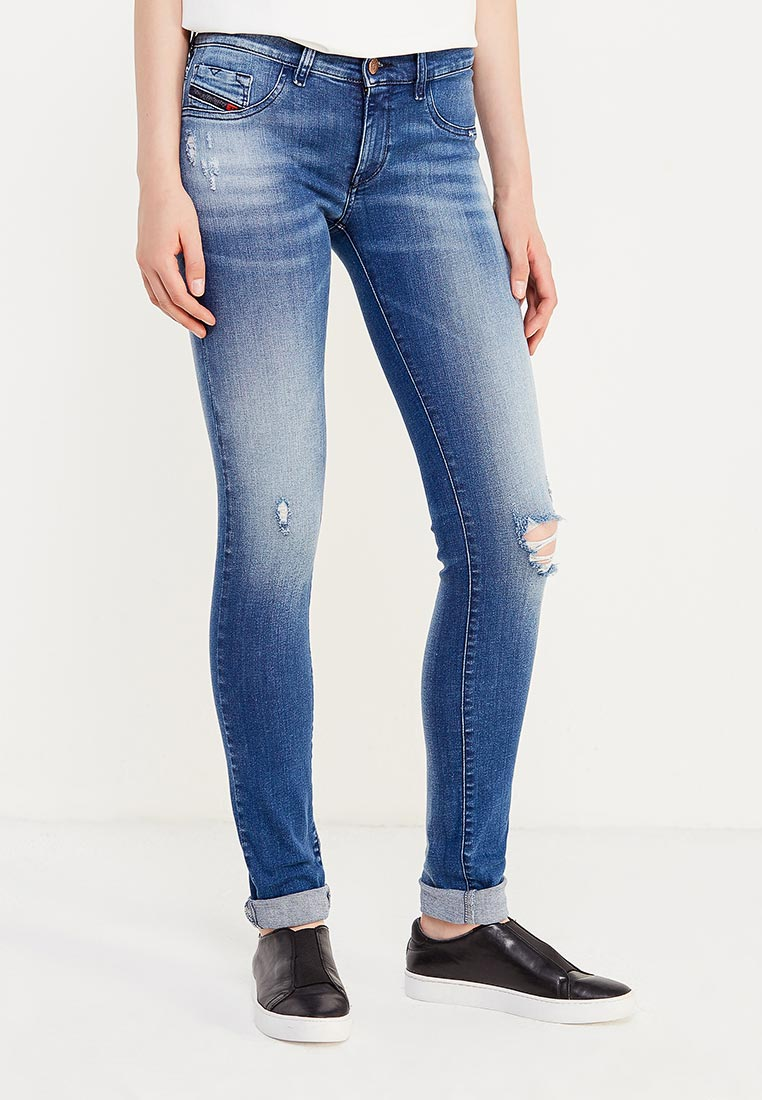 Зауженные джинсы Diesel (Дизель) 00CQLP-084GJ/01