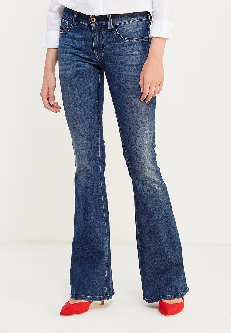 Широкие и расклешенные джинсы Diesel (Дизель) 00CV25.0674F