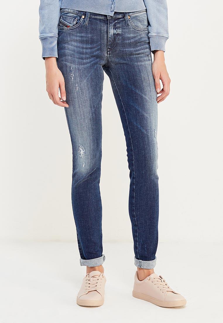 Зауженные джинсы Diesel (Дизель) 00S142.0677R