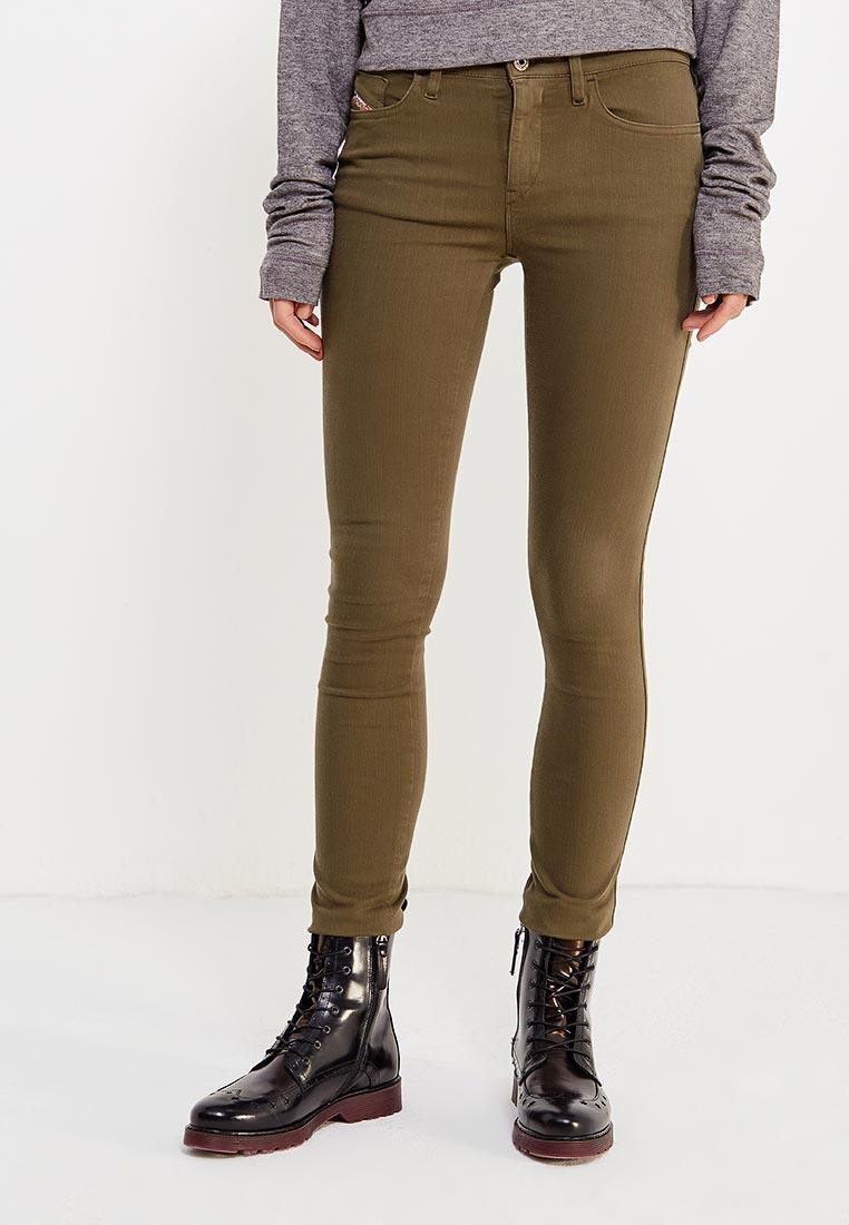 Женские зауженные брюки Diesel (Дизель) 00S142.0851W