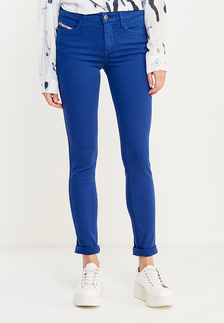 Зауженные джинсы Diesel (Дизель) 00S142.0851W