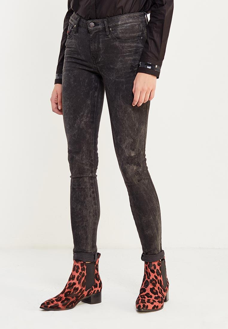 Зауженные джинсы Diesel (Дизель) 00S142.0857R