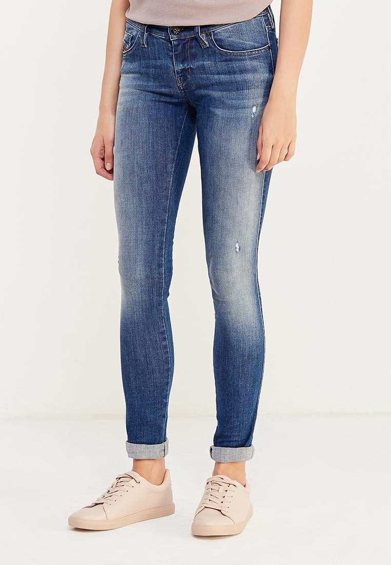 Зауженные джинсы Diesel (Дизель) 00S54P.0847T