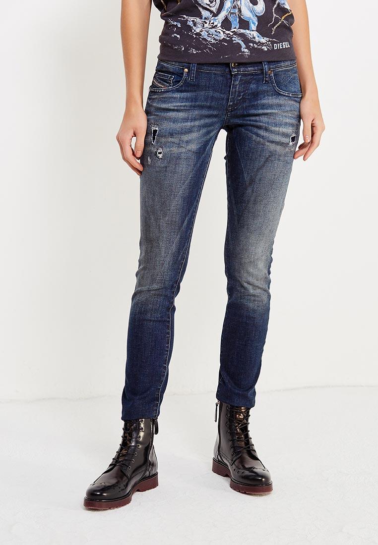 Зауженные джинсы Diesel (Дизель) 00SFCU.0847P