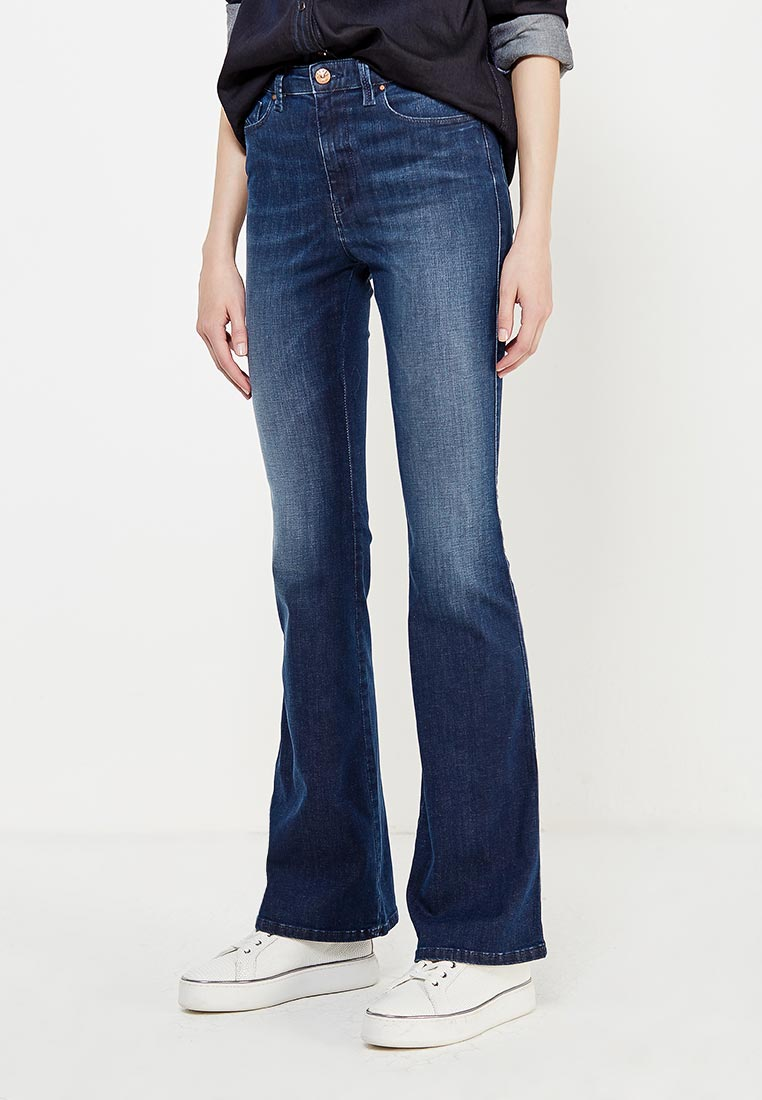 Широкие и расклешенные джинсы Diesel (Дизель) 00SN7H.0675H