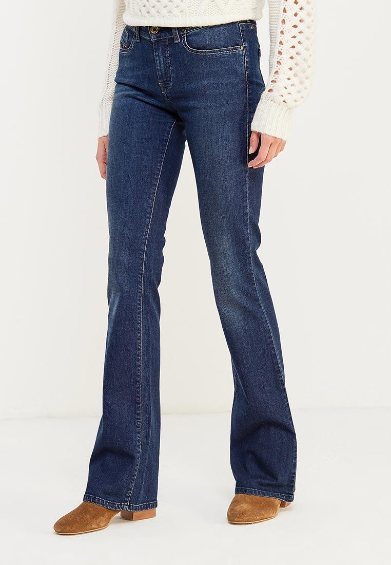Широкие и расклешенные джинсы Diesel (Дизель) 00SRIK.0854E