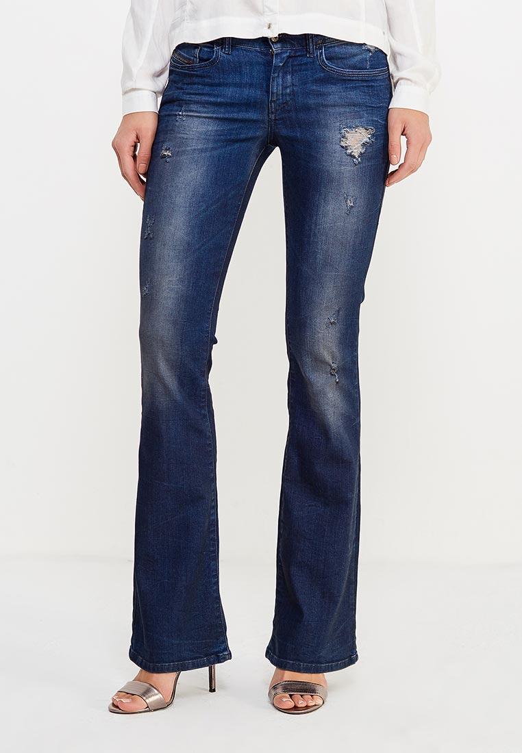 Широкие и расклешенные джинсы Diesel (Дизель) 00SRIK.0857C