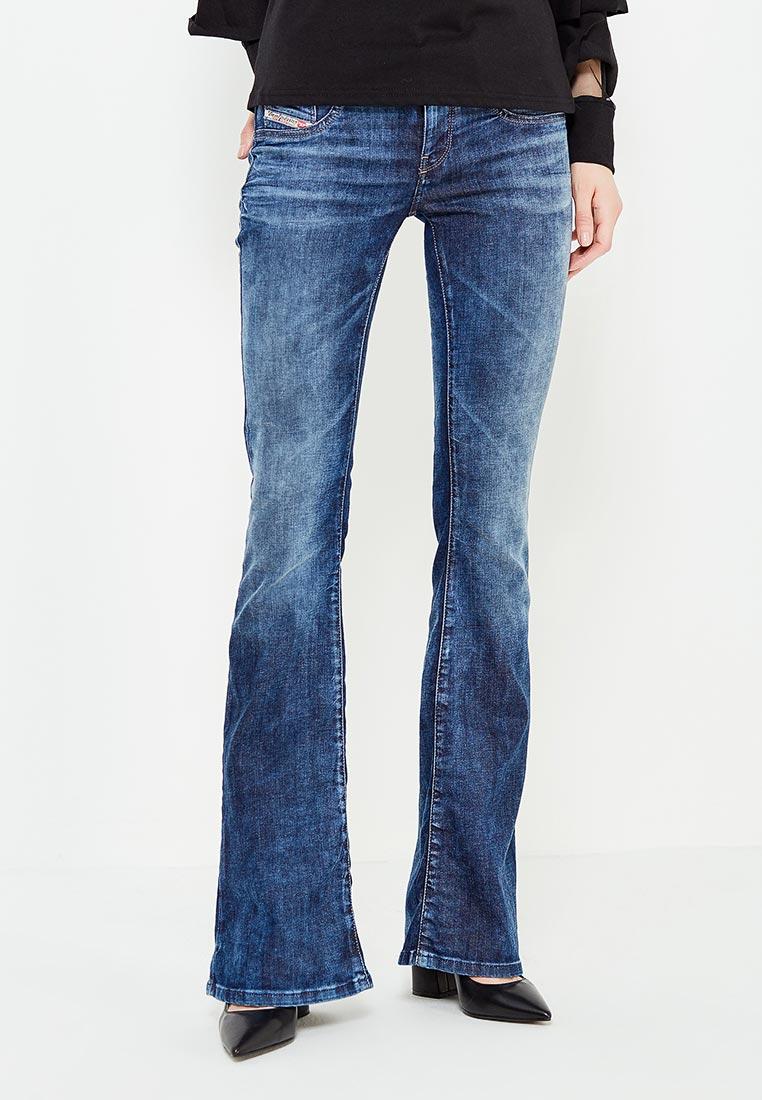 Широкие и расклешенные джинсы Diesel (Дизель) 00SSRB.0854B