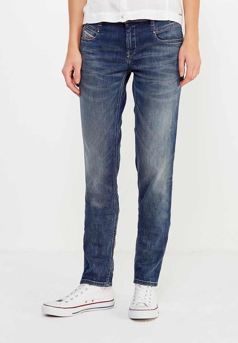 Прямые джинсы Diesel (Дизель) 00SSSI.0856Q