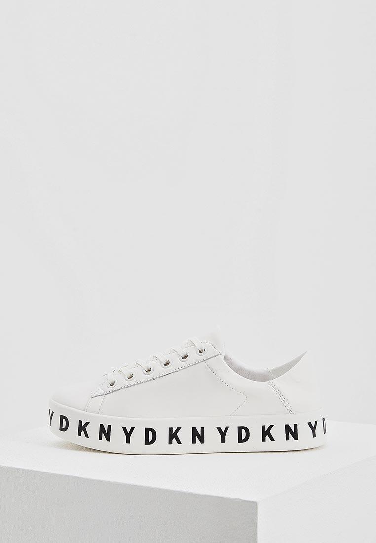 Женские кеды DKNY K1105030: изображение 1