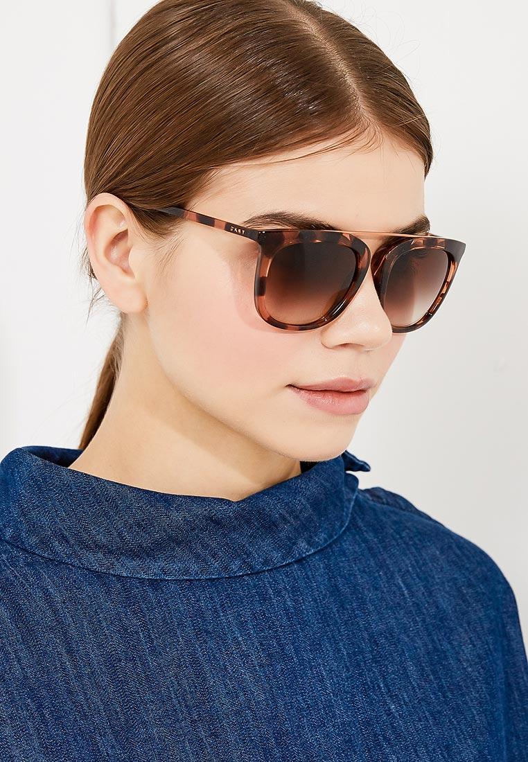 Женские солнцезащитные очки DKNY 0DY4146