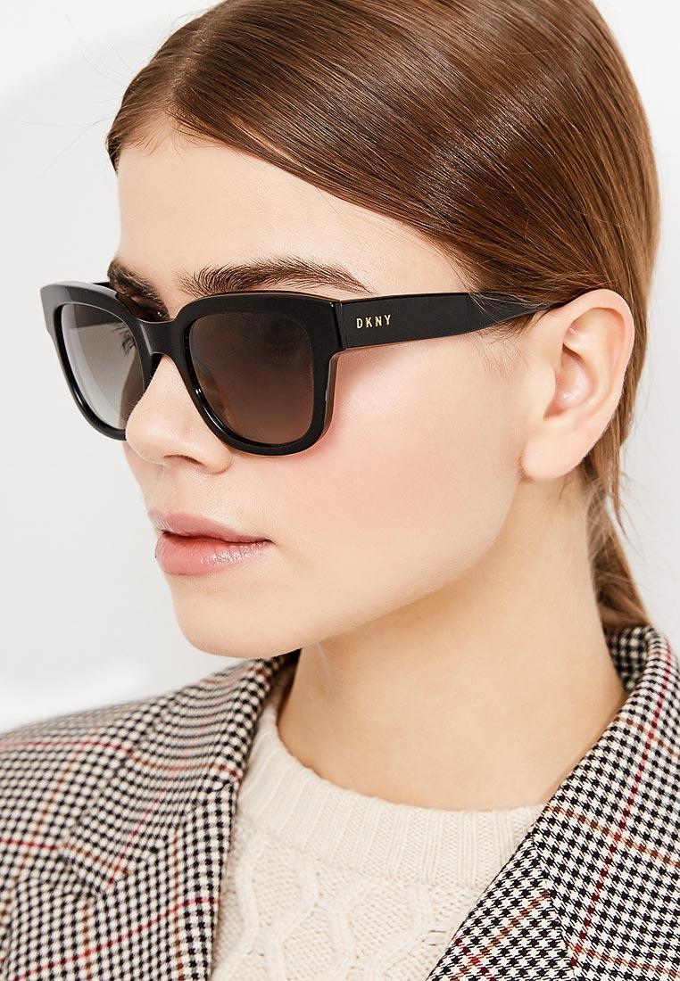 Женские солнцезащитные очки DKNY 0DY4145