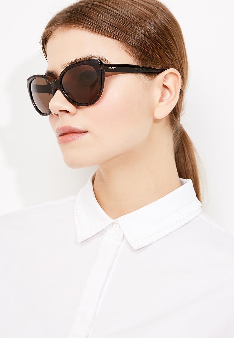 Женские солнцезащитные очки DKNY 0DY4125