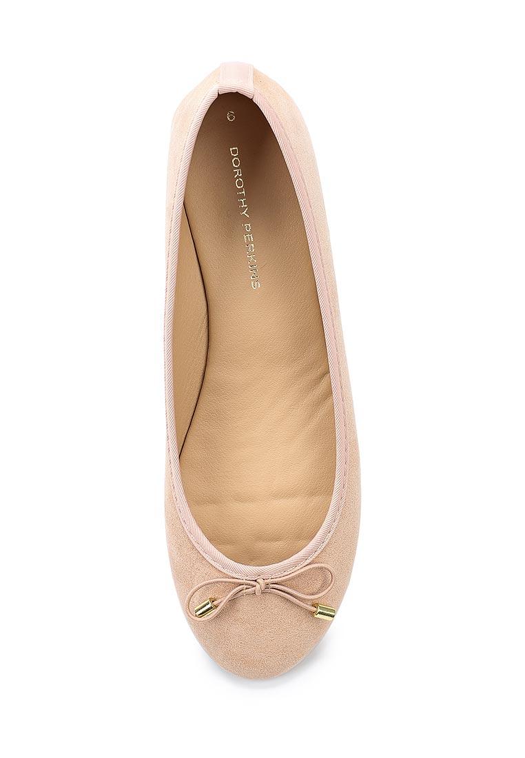 Женские балетки Dorothy Perkins (Дороти Перкинс) 19121355: изображение 4