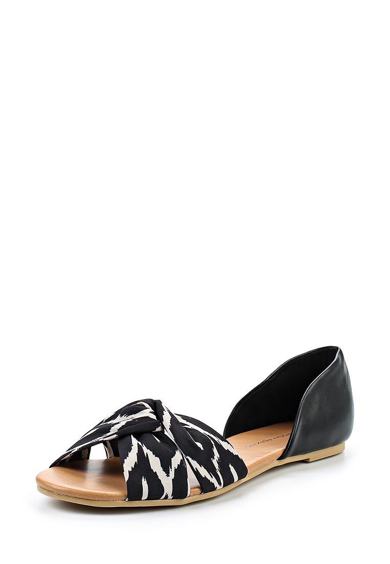 Туфли на плоской подошве Dorothy Perkins (Дороти Перкинс) 19971110