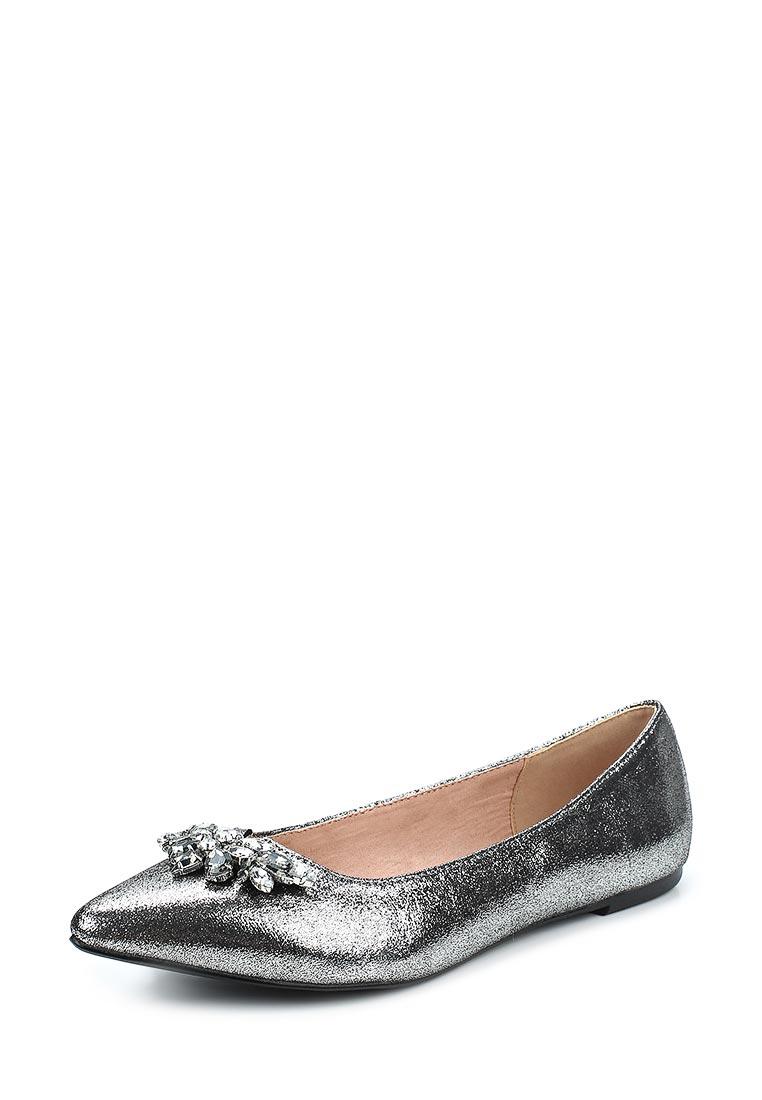 Туфли на плоской подошве Dorothy Perkins (Дороти Перкинс) 19108467