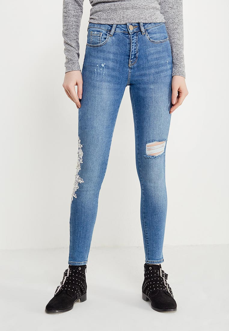 Зауженные джинсы Dorothy Perkins (Дороти Перкинс) 70528124
