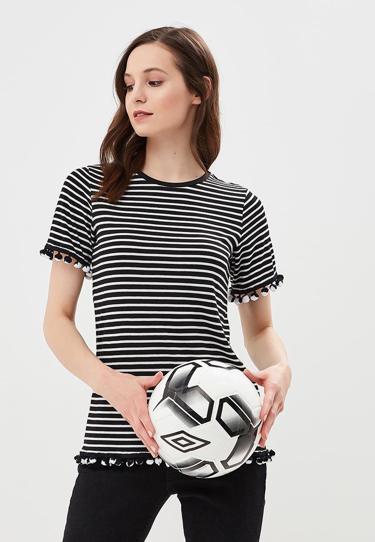 Футболка с коротким рукавом Dorothy Perkins (Дороти Перкинс) 56638030