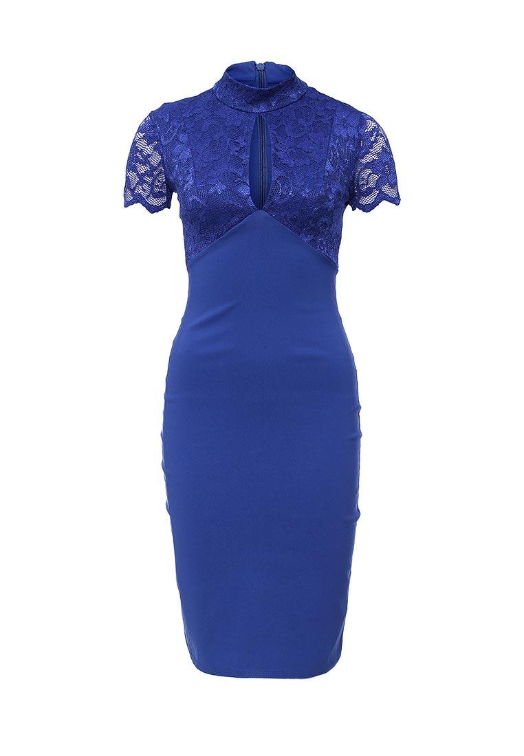 Платье-миди Dorothy Perkins (Дороти Перкинс) 12390521