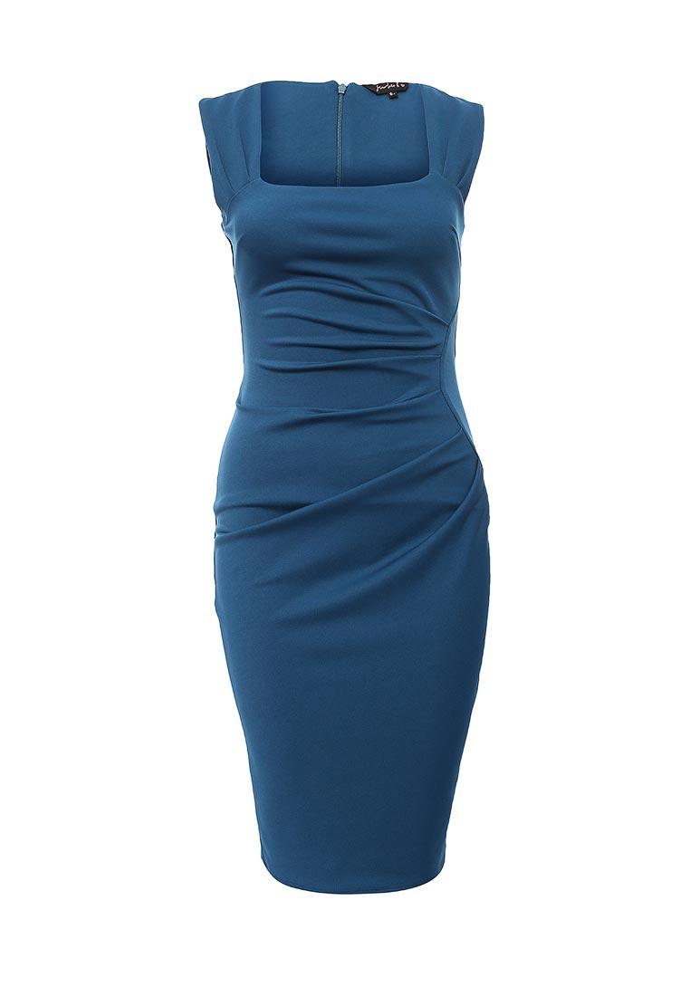 Платье-миди Dorothy Perkins (Дороти Перкинс) 12519283